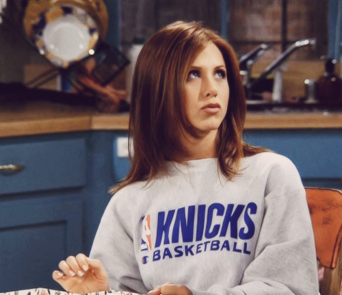 Jennifer Aniston haircut in Friends, also called the Rachel