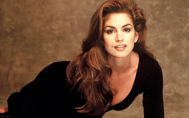Cindy Crawford in 1994