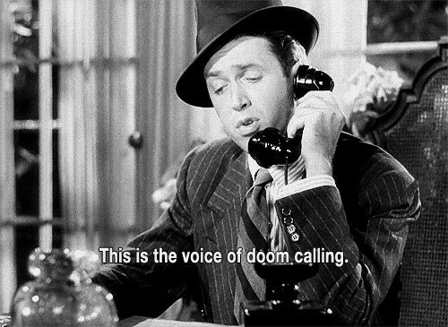 The Philadelphia Story quote