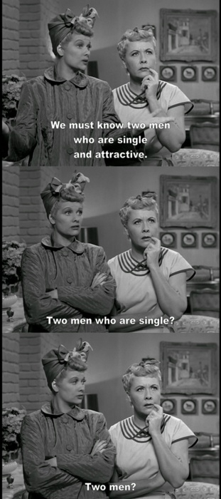 I love lucy quote