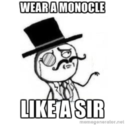 Like a sir meme created by Oriental Spice and some Chocolate