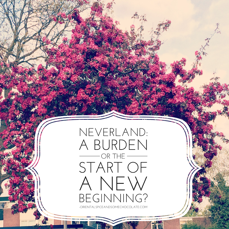 Neverland - peter pan - burden - new beginning