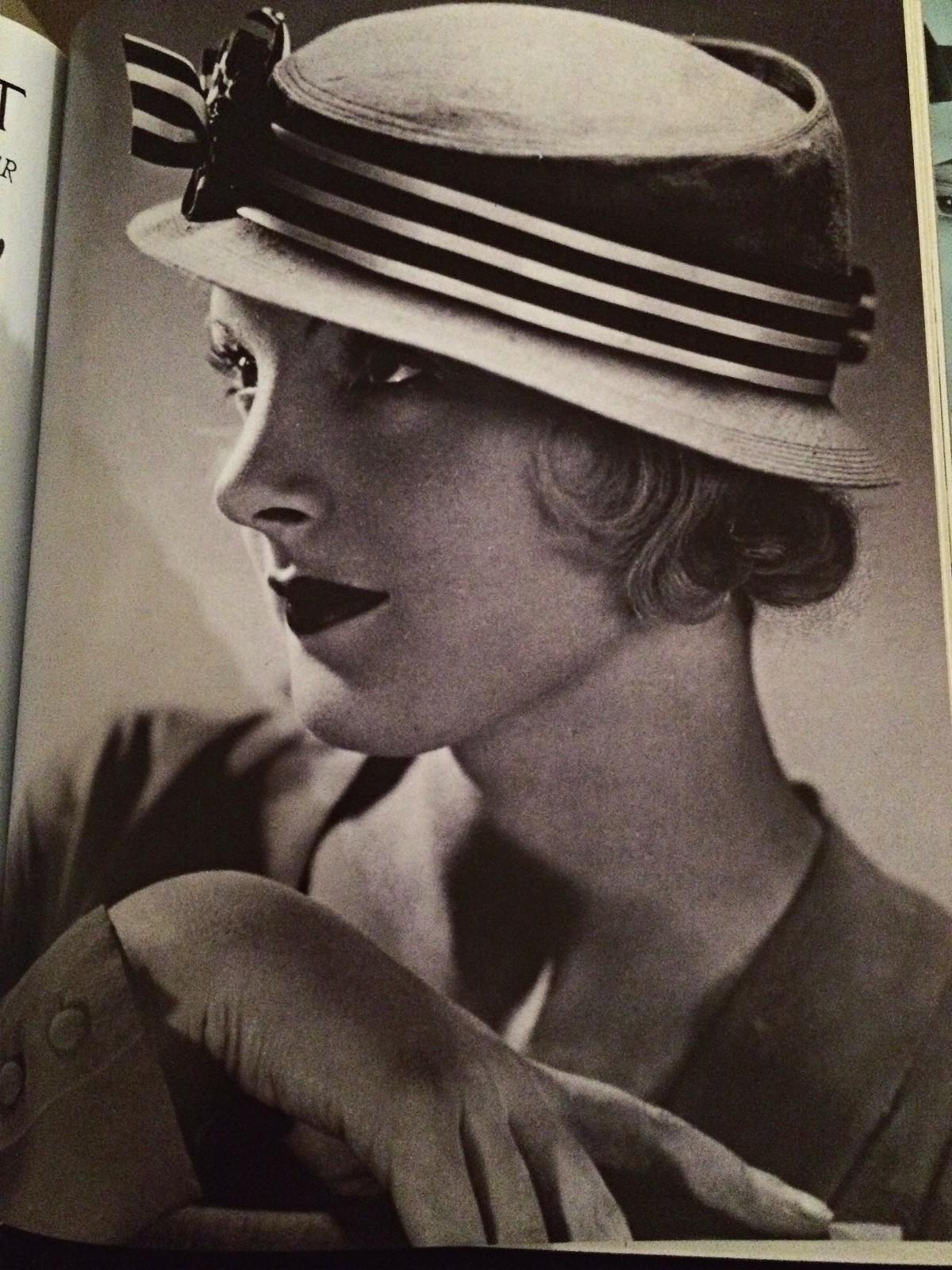 vintage winter style 1930s