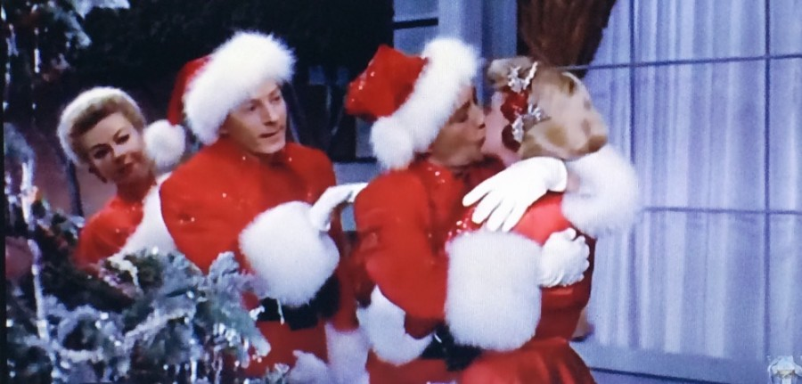 Bing Crosby A white Christmas movie 1954, Classic Christmas movie
