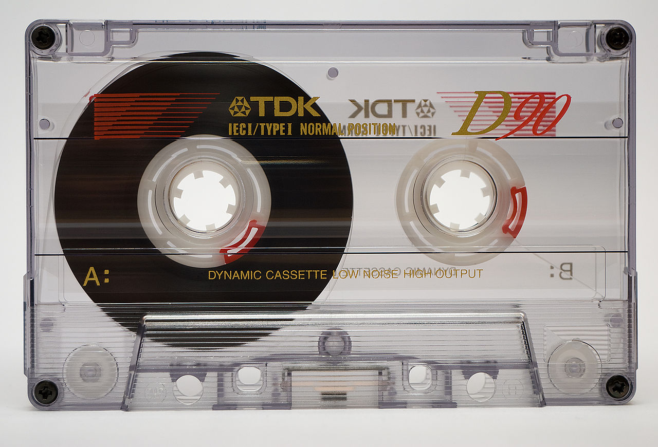 tdk audio cassette player Why I love to go back to the 1980s blog