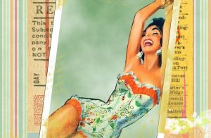 vintage swimwear, vintage bathing suit fashion