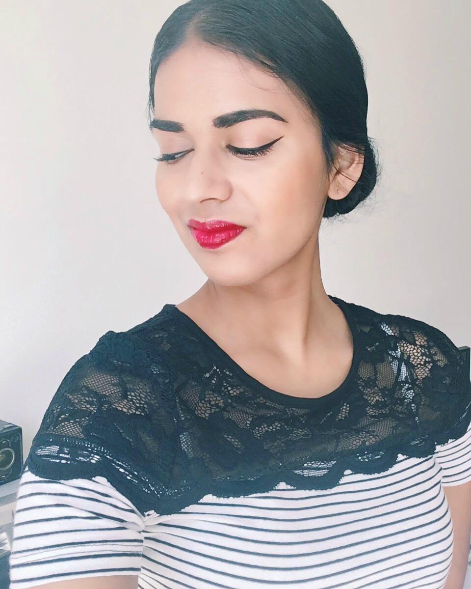 Bourjois Rouge edition velvet lipstick review Grand Cru