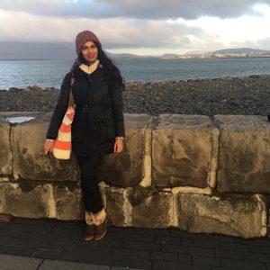 Reykjavik harbour Iceland travel trip