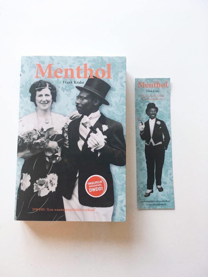 Vintage books review Menthol - Menthol boek review