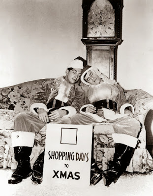 Christmas with Dean Martin and Jerry Lewis