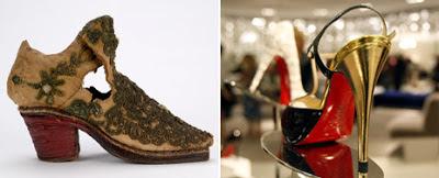 red sole shoe Louboutin