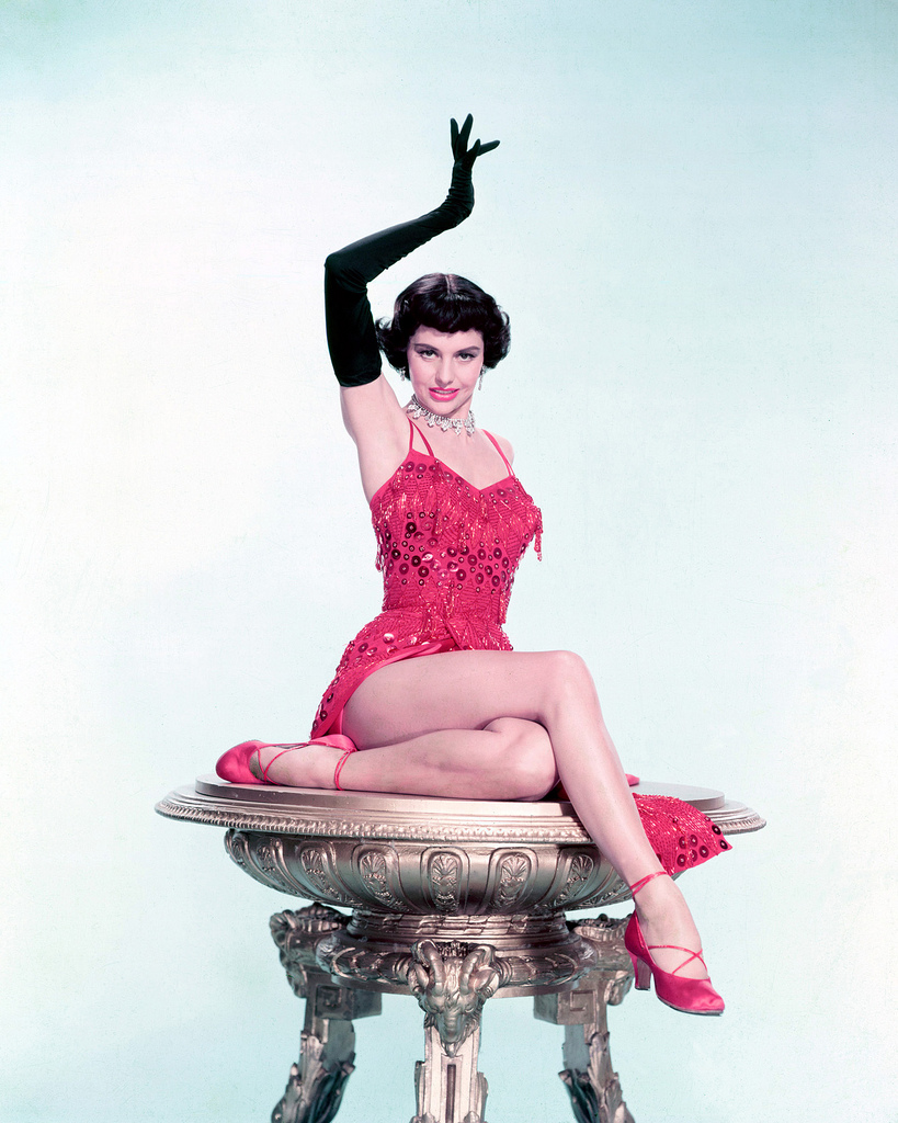 cyd charisse band wagon