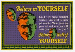 retro motivational advice