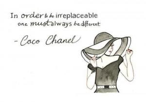 Coco Chanel Wisdom