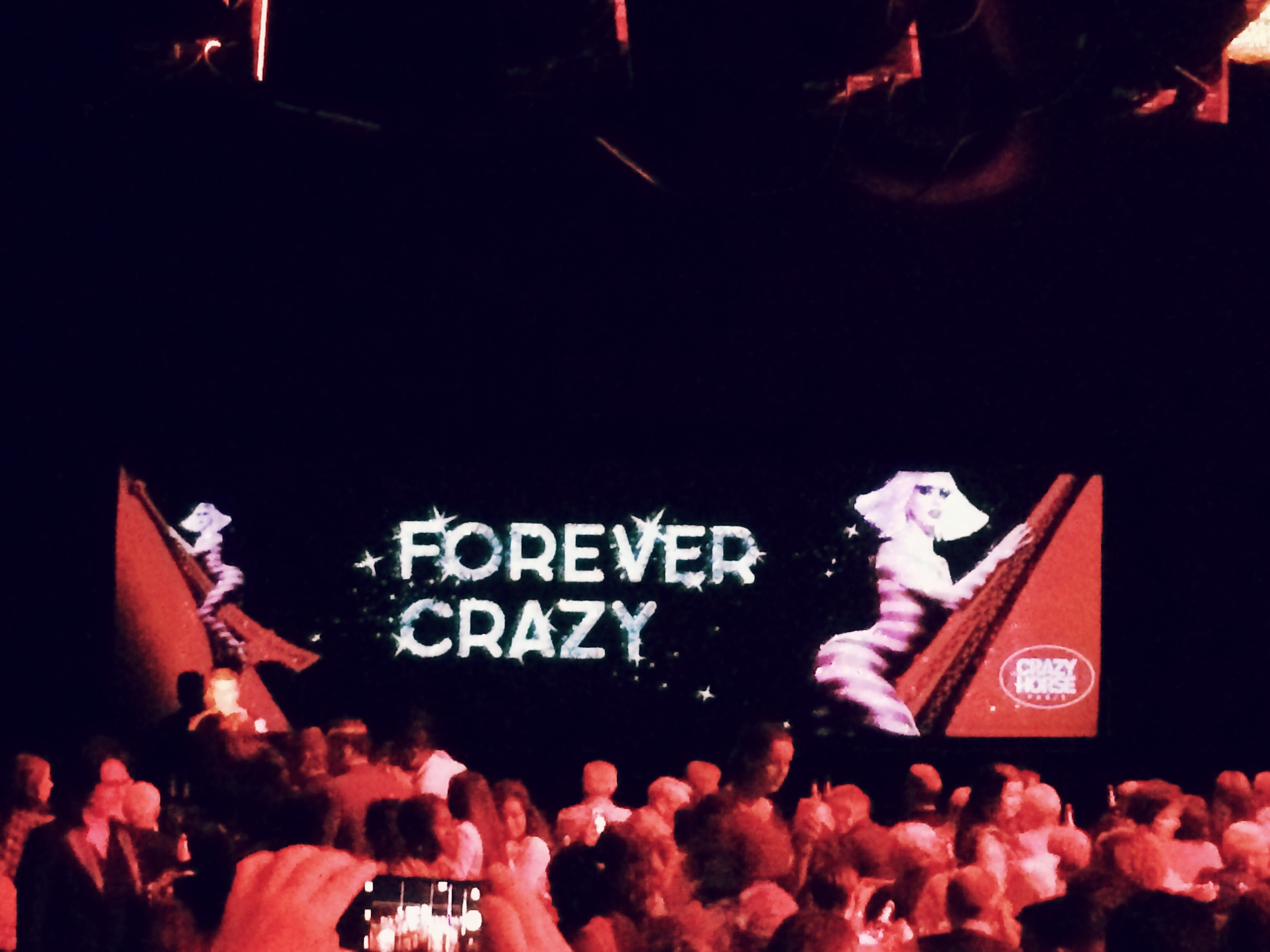 Crazy Horse Paris cabaret
