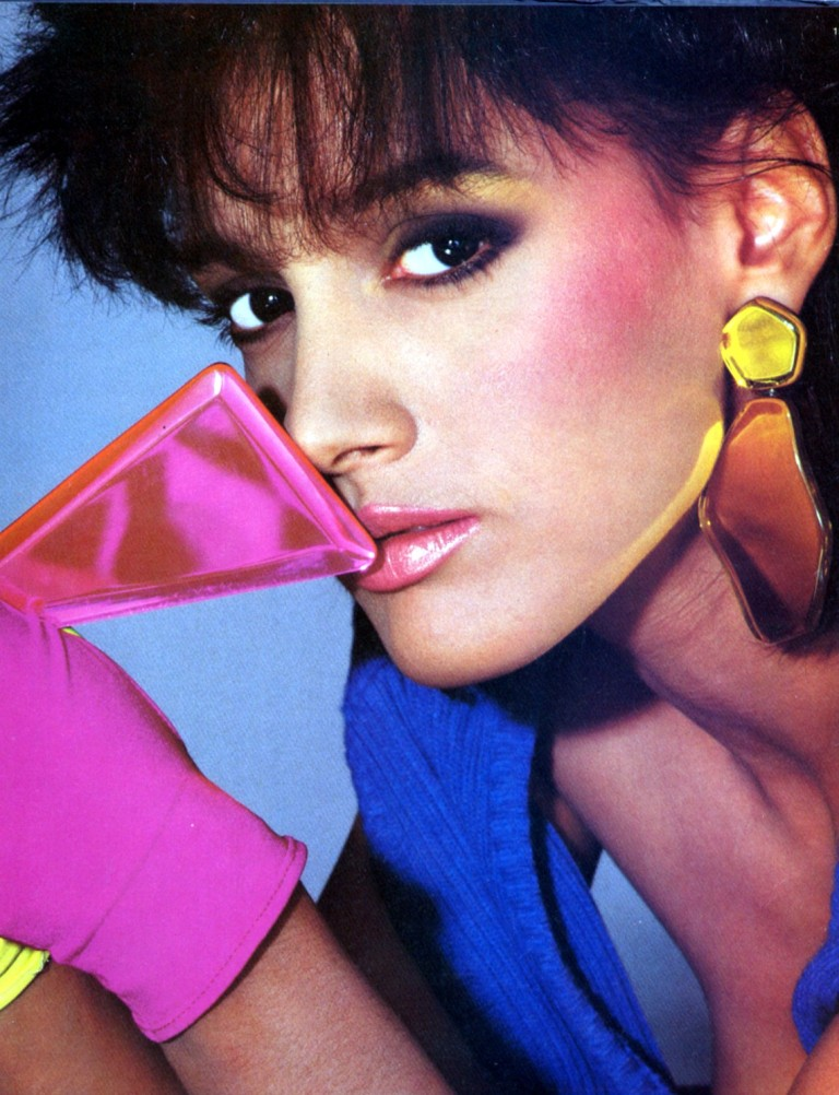 colorful-1980s-makeup