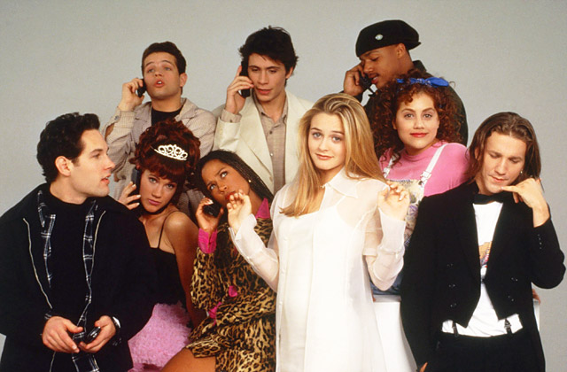 Cast Clueless movie 1995