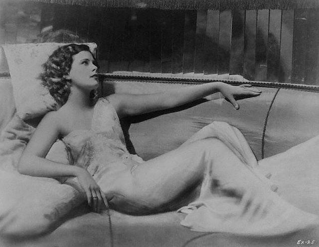Hedy Lamarr in Ecstasy 1932