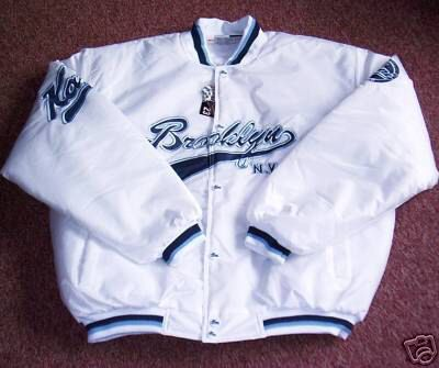 Baseball jacket for men in the 90s