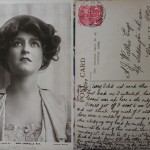 vintage letter early 1900s
