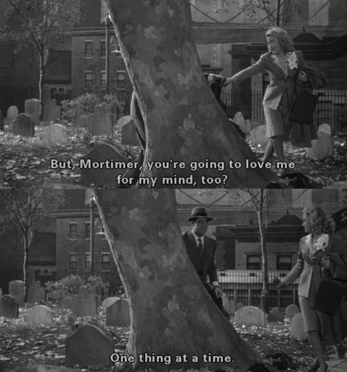 Arsenic and Old Lace quote