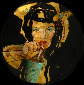 vinyl art record