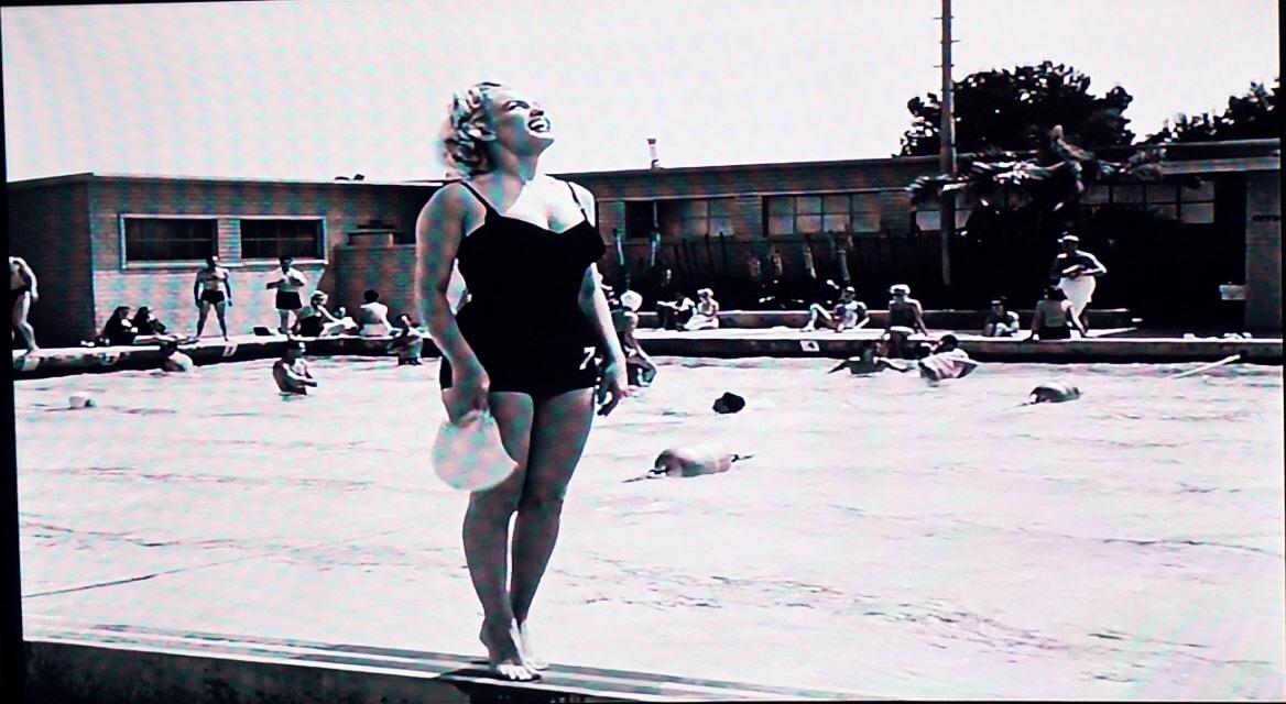 Marilyn Monroe Monkey Business