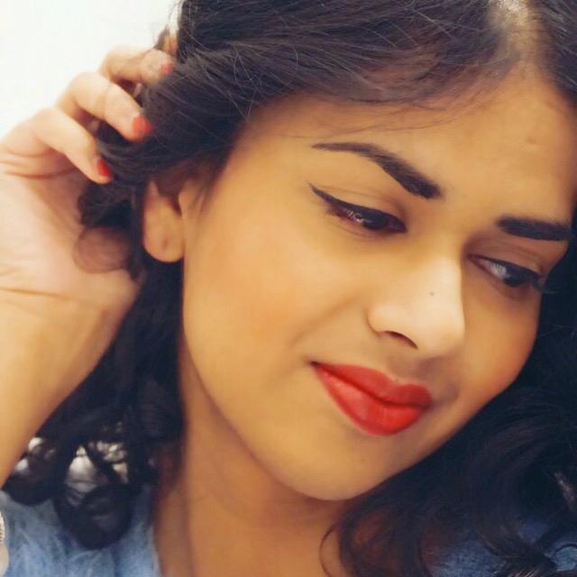 Besame Cosmetics lipstick Red velvet