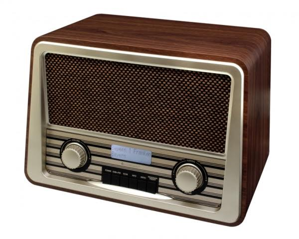 Home is where the retro electronics are - retro electronics lifestyle radio surf4trends
