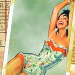 vintage swimwear, vintage bathing suit fashion