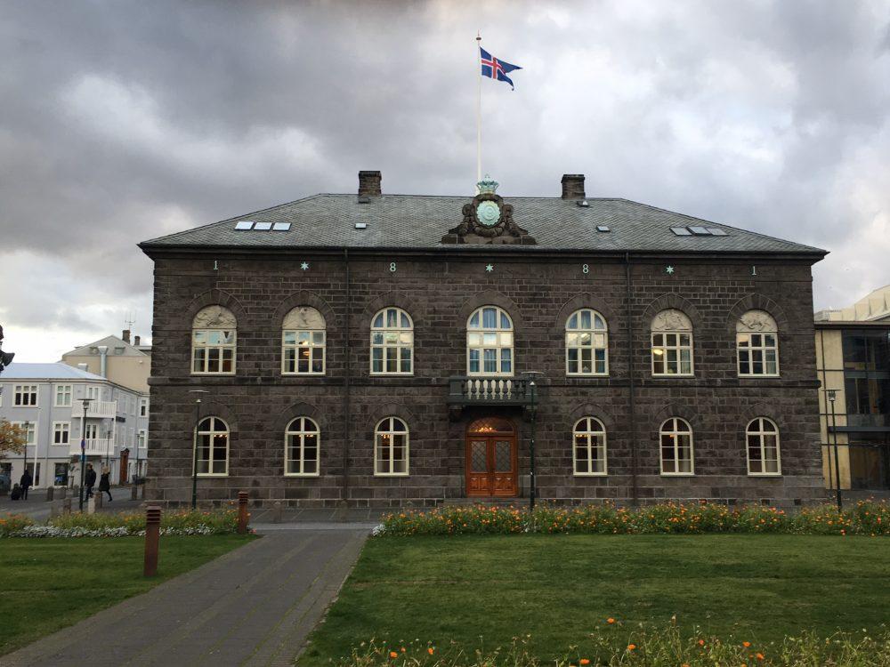 Austurvöllur Iceland trip