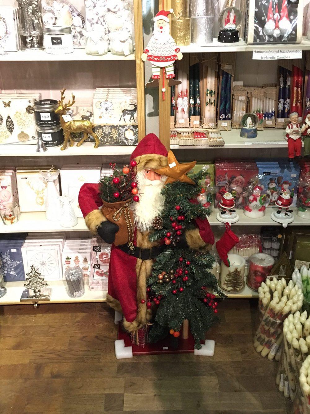 Christmas shop Reykjavik