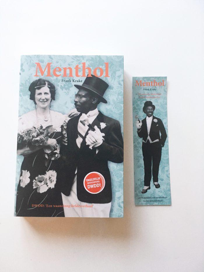 Vintage books review Menthol - Menthol boek review
