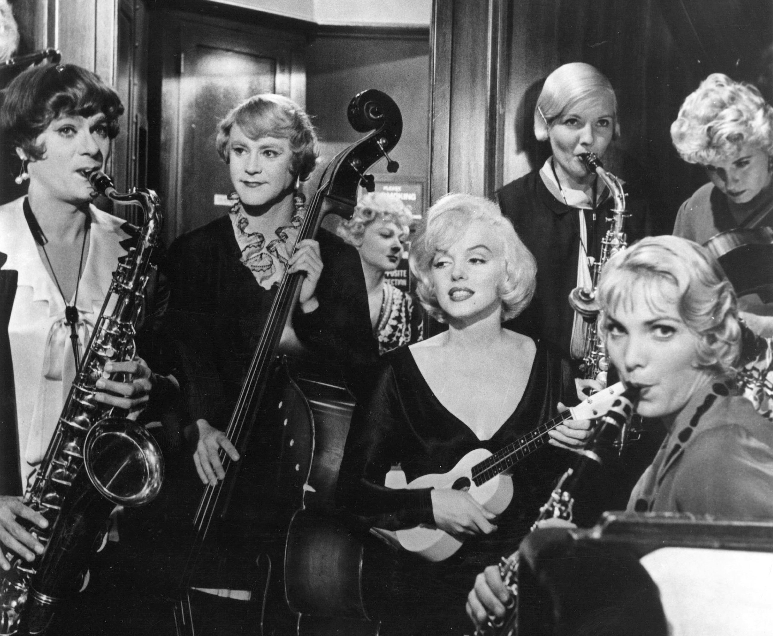 some like it hot movie
