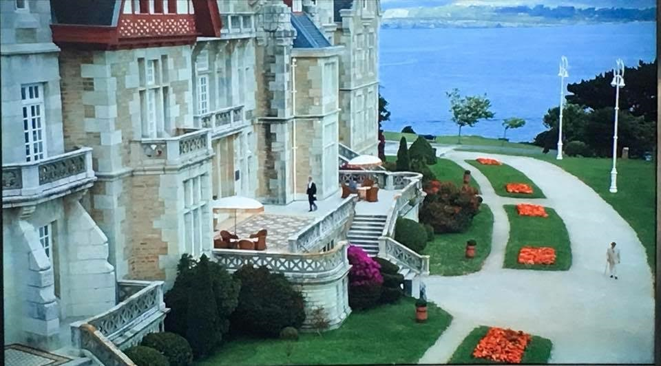 Gran Hotel view