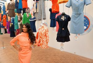 Cabin-Crew-Fashion-in-the-air-exhibition-with-Oriental-Spice-and-some-Chocolate