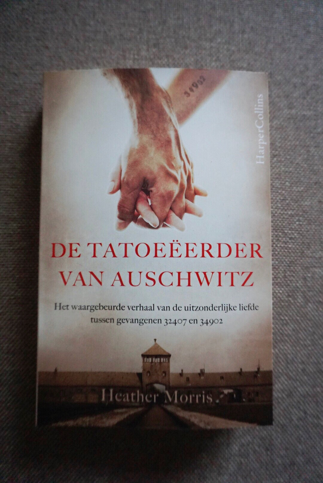 The Tattooist of Auschwitz - De tattoeëerder van Auschwitz