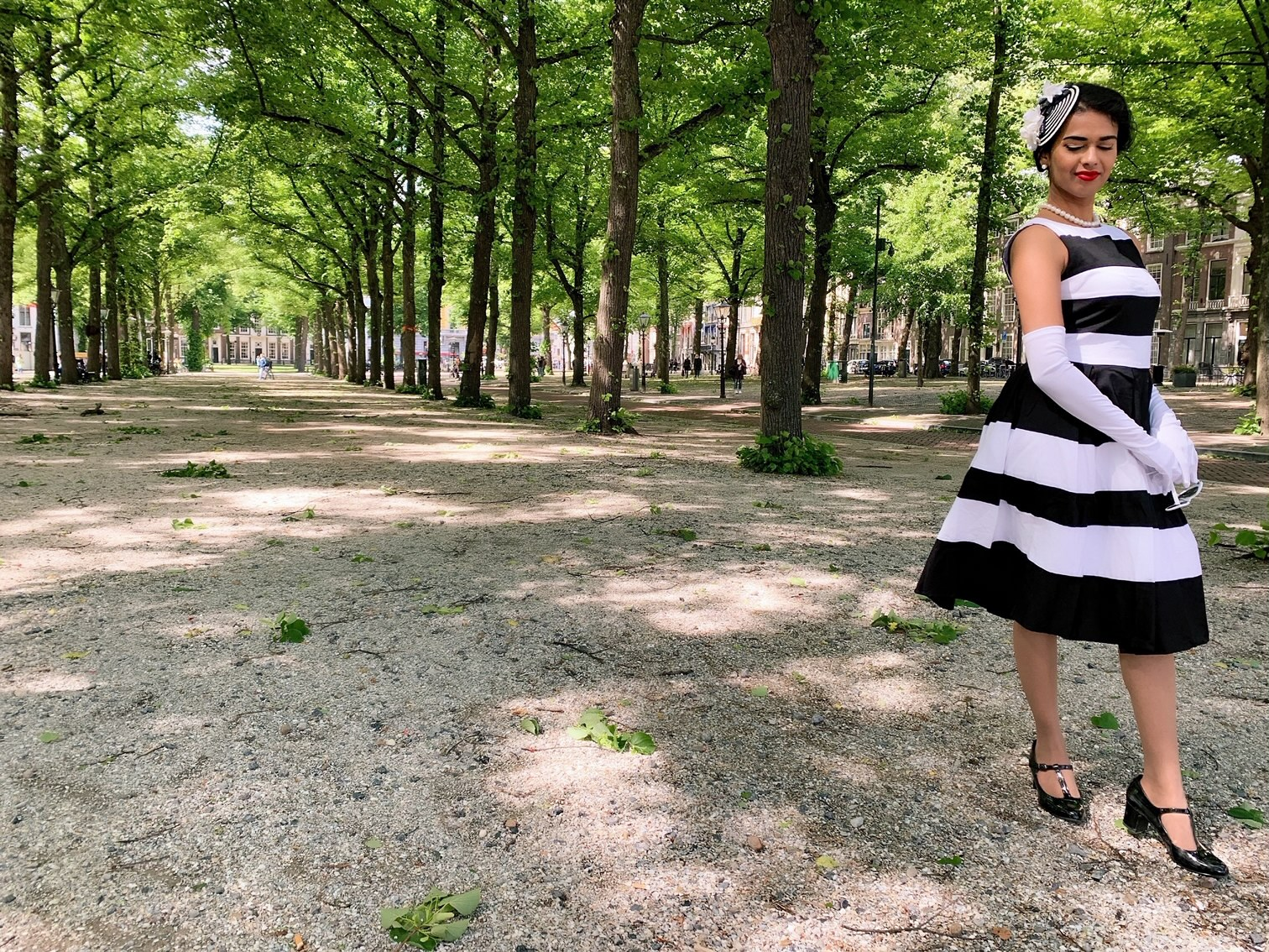Dolly and Dotty dress - The Hague
