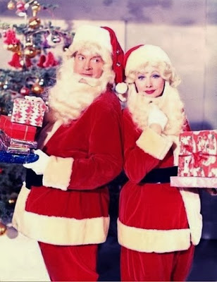 Christmas with Lucille Ball and Bob Hope