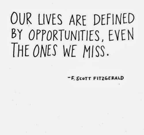 Inspiration treat: in-your-face quotes by F. Scott Fitzgerald