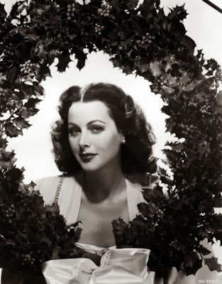 Christmas with Hedy Lamarr