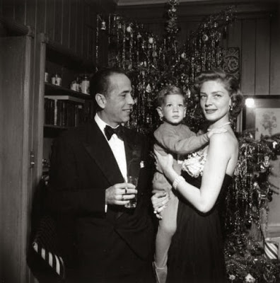 Christmas with Humphrey Bogart and Lauren Bacall