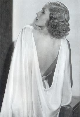 Retro vintage fashion 1930s