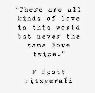 F. Scott Fitzgerald quote