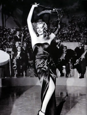 Rita Hayworth Gilda fashion